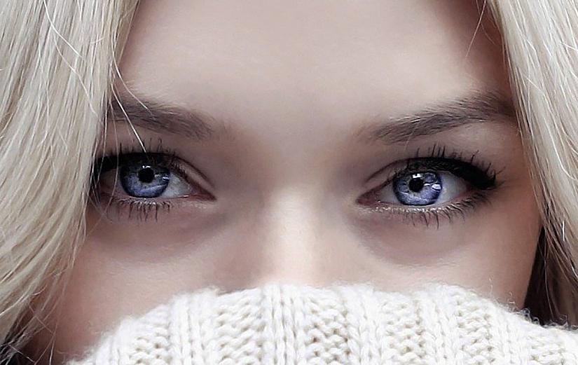 Сиви очи